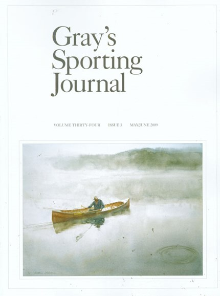 Gray's Sporting Journal Cover - 5/1/2009