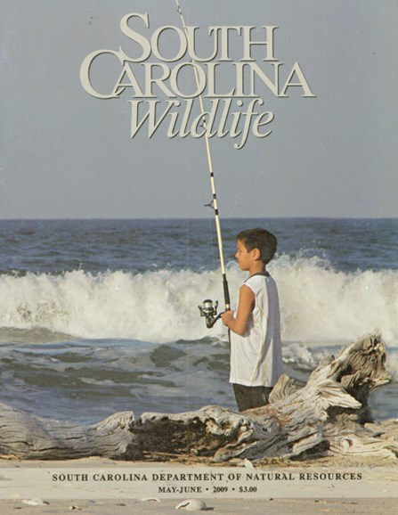 South Carolina Wildlife Cover - 5/1/2009