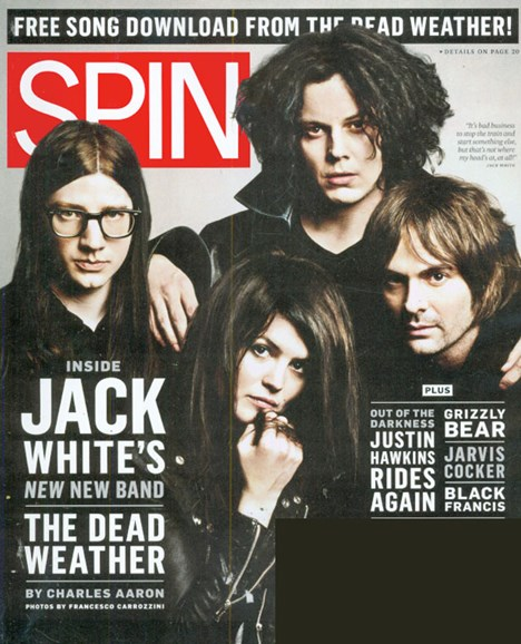 Spin Cover - 6/1/2009