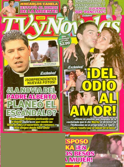 Tv Y Novelas Cover - 6/2/2009