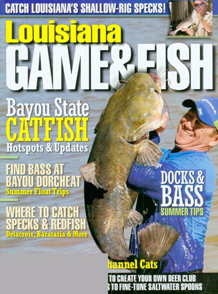 Louisiana Game & Fish Cover - 6/1/2009