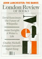 London Review Of Books 5/1/2009