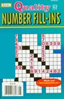 Quality Number Fill-ins Magazine | 8/2009 Cover
