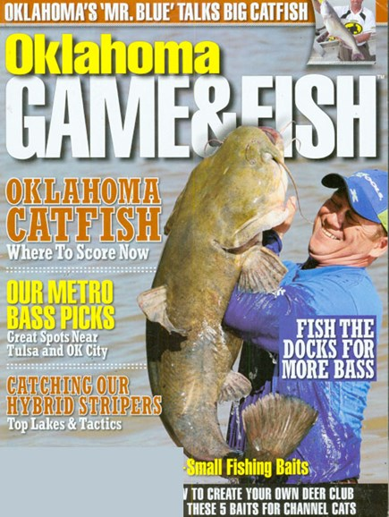 Oklahoma Game & Fish Cover - 6/1/2009