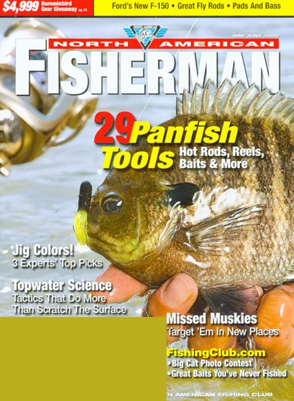 North American Fisherman Cover - 5/1/2009