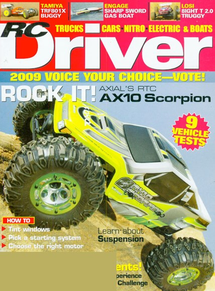 RC Driver Cover - 8/1/2009