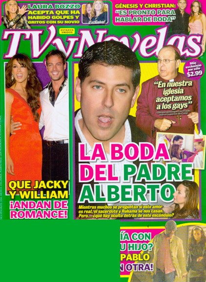 Tv Y Novelas Cover - 6/1/2009