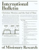 International Bulletin Of Missionary Research 7/1/2009