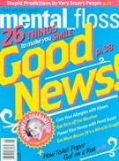 Mental Floss Magazine 7/1/2009