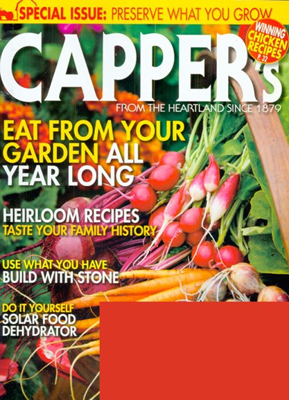 Capper's Cover - 7/1/2009