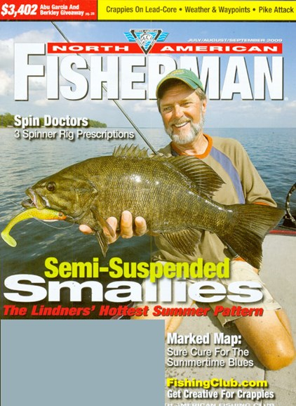 North American Fisherman Cover - 7/1/2009