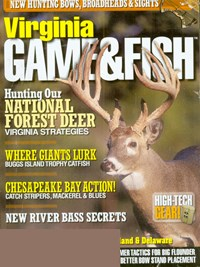 Virginia Game & Fish | 7/1/2009 Cover