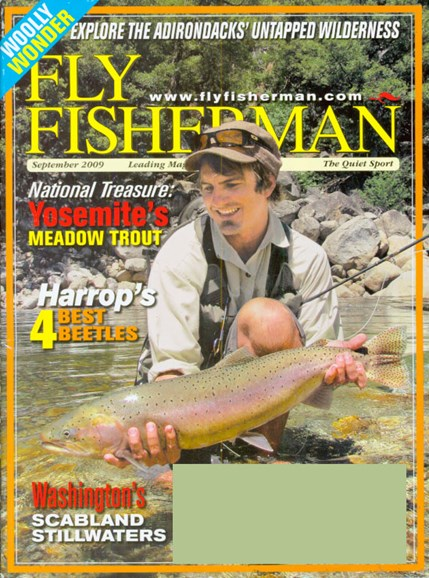Fly Fisherman Cover - 9/1/2009