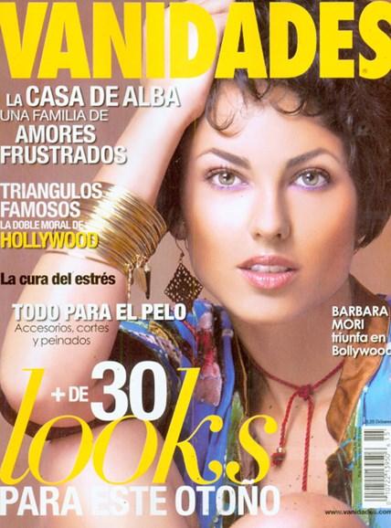 Vanidades Cover - 7/1/2009