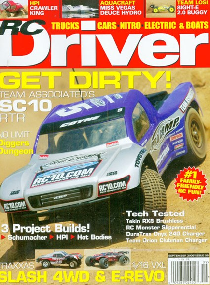 RC Driver Cover - 9/1/2009