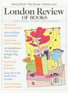 London Review Of Books 7/1/2009