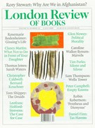 London Review Of Books 7/9/2009