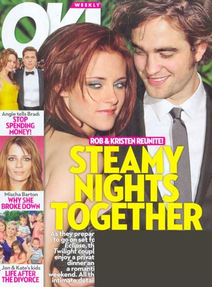 Ok! Cover - 8/3/2009