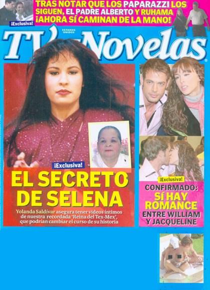 Tv Y Novelas Cover - 8/4/2009