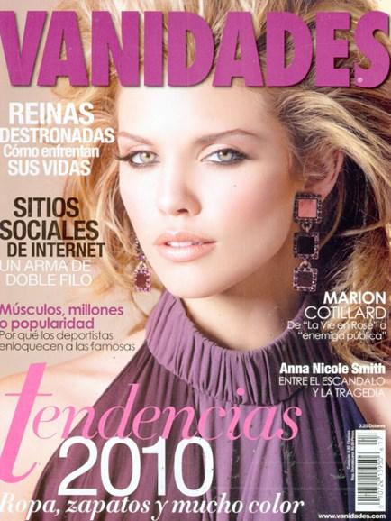 Vanidades Cover - 8/11/2009