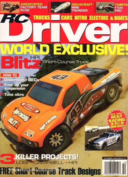 RC Driver Cover - 10/1/2009