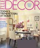 ELLE DECOR Magazine 9/1/2009