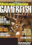 Mississippi Game & Fish 9/1/2009