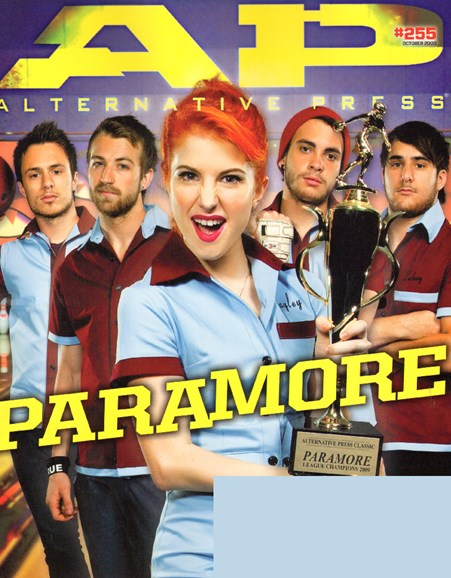 Alternative Press Cover - 10/1/2009