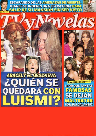 Tv Y Novelas Cover - 9/1/2009