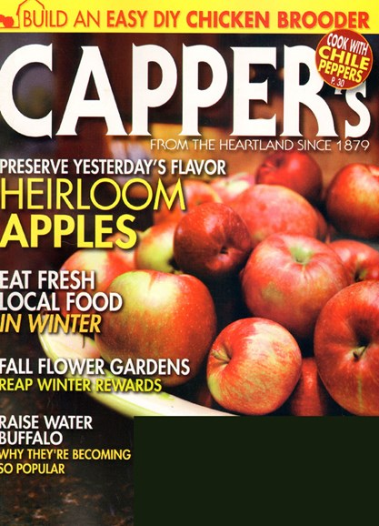 Capper's Cover - 9/1/2009