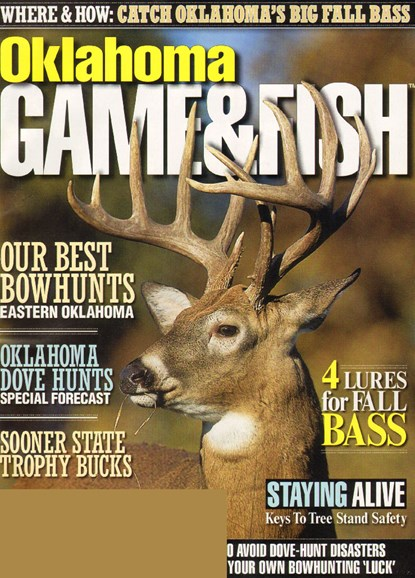 Oklahoma Game & Fish Cover - 9/1/2009