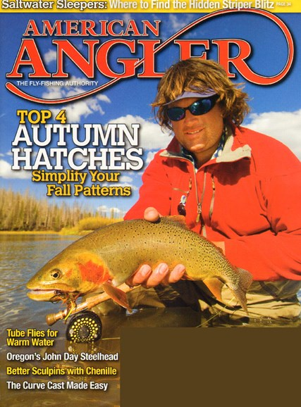American Angler Cover - 9/1/2009