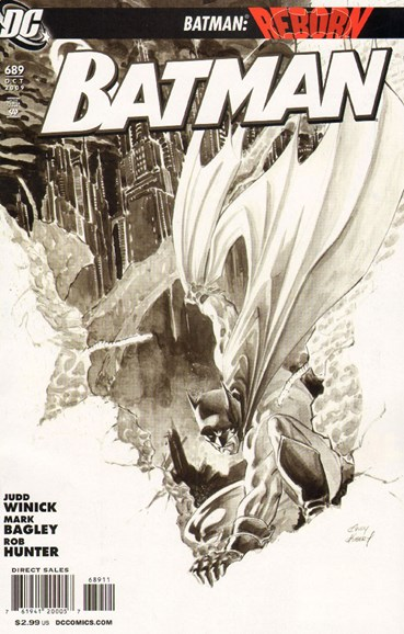 Batman Cover - 10/1/2009