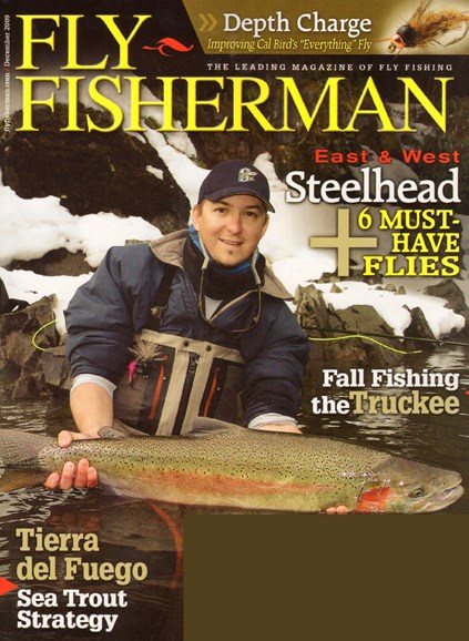Fly Fisherman Cover - 12/1/2009