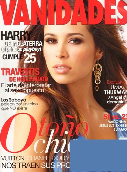 Vanidades Cover - 9/1/2009