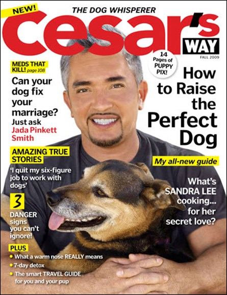 Cesar's Way Cover - 10/1/2009