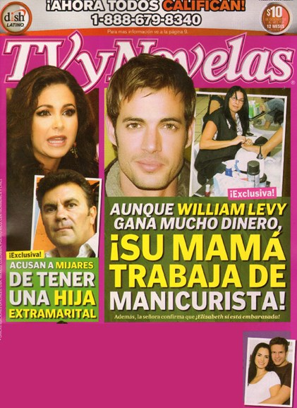 Tv Y Novelas Cover - 10/1/2009