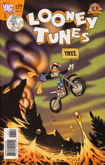 Looney Tunes Cover - 11/1/2009