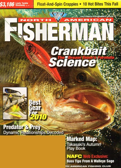North American Fisherman Cover - 10/1/2009