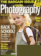 Popular Photography Magazine 9/1/2009