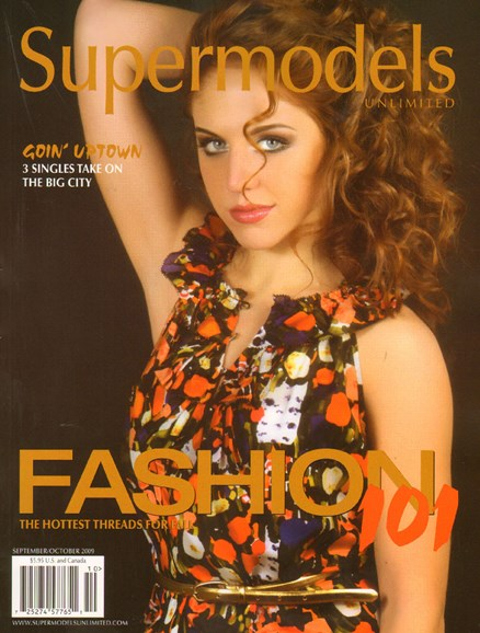 Supermodels Unlimited Cover - 9/1/2009