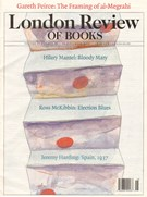 London Review Of Books 9/1/2009