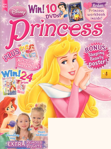 Disney Princess Cover - 9/1/2009