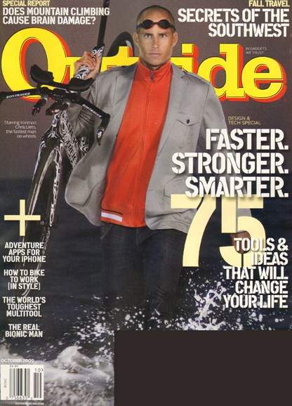 Outside Cover - 10/1/2009
