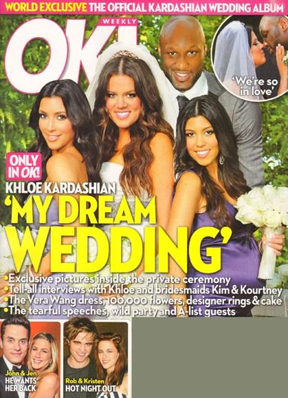 Ok! Cover - 10/12/2009