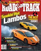 Road and Track Magazine 11/1/2009