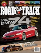 Road and Track Magazine 7/1/2009