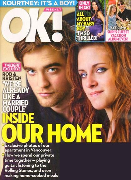 Ok! Cover - 10/26/2009