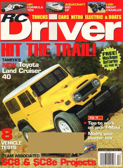 RC Driver Cover - 12/1/2009