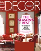 ELLE DECOR Magazine 12/1/2009